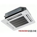 跃鑫冷暖中央空调 风机盘管机组 立式明装风机盘管