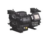 6S251D---6S501G---25-50HP活塞式制冷压缩机
