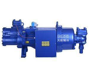SLD370-110---SLD470-140---110-140HP螺杆式制冷