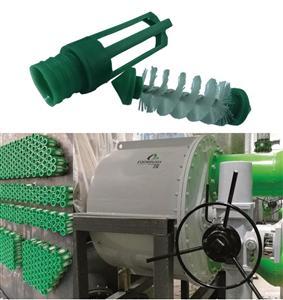 水冷机组自动除垢设备EQOBRUSH在线自动刷洗