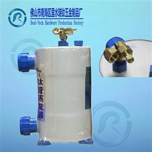 钛炮钛桶钛管蒸发器
