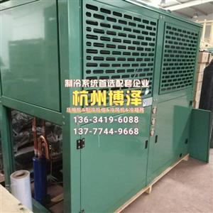冷库制冷机组 V型箱式冷凝机组
