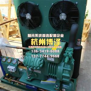 杭州比泽尔4VD-15.2风冷机组 制冷机组