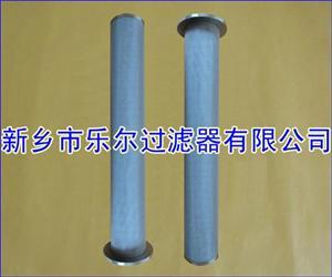 圆柱烧结滤芯