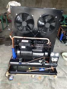 10匹沈阳谷轮冷库制冷机组