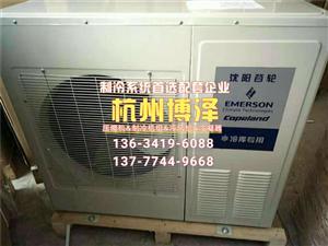 2/3/4/5/6/8/10/12/15匹谷轮箱式制冷一体机组低温小型