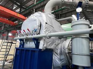 隔热消音蒸汽压缩机保温套厂家