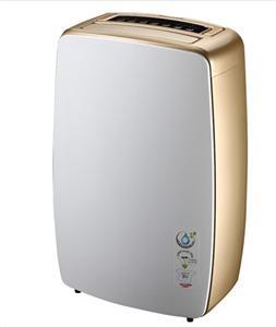 沁岛除湿机QD-926AⅡ金色 家用实验室负离子静音抽湿器