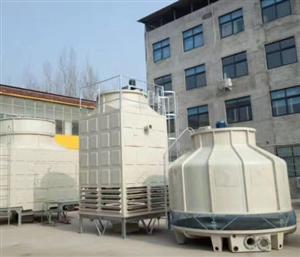 新疆中央空调工业方形冷却塔