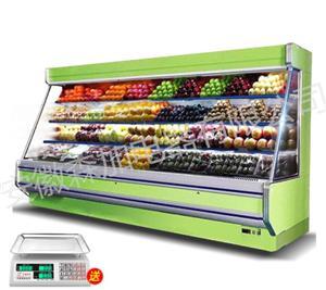森加FMG1.5米超市风幕柜展示柜冰柜商用保鲜柜水果风冷