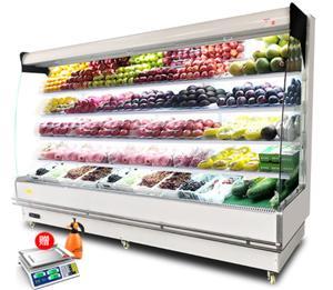 森加FMG1.5超市水果保鲜柜风幕柜