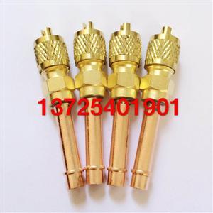 铜针阀R134AR410AR22专用针阀充气阀