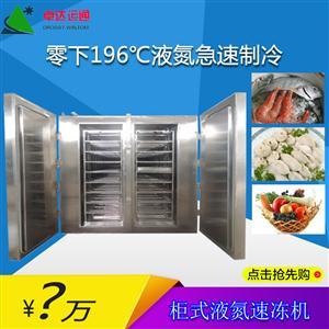 柜式速冻机/液氮速冻机/食品速冻机