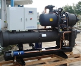 汉钟螺杆低温工业冷水机组