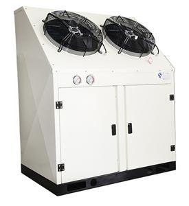H型斜出风箱式压缩冷凝机组