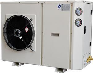 L型箱式压缩冷凝机组