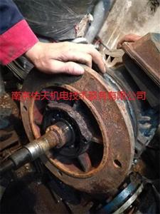 三星SL100-200立式离心空调泵维修