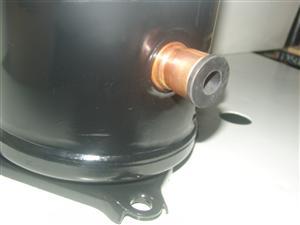 全新高效压缩机禾力品牌HS147,代用HESM147系列