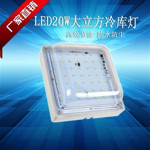 河南云轩 20W方形冷库灯AC220V36V可选