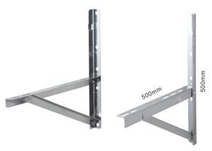 2匹折叠式不锈钢支架