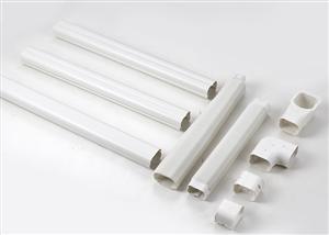 3匹空调装饰管槽