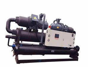 复盛SRL系列螺杆压缩冷凝机组