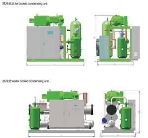 比泽尔HS系列螺杆压缩冷凝机组