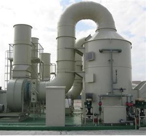新疆中昌净化塔喷淋废气塔18909925695