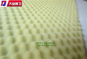 高弹性缓冲泡棉