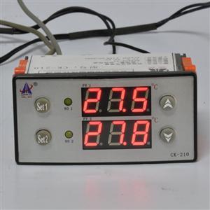 CK-210微电脑双温温度控制器