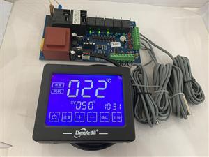 CK-600-J空气源热泵微电脑温度控制器