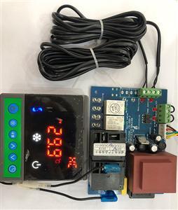 CK-200-J冷暖自动恒温控制器