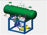 氟系统撬装式低压循环泵组