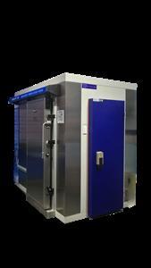 移动冷库生产安装维护服务