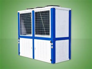 中低温半封闭风冷V型冷凝机组