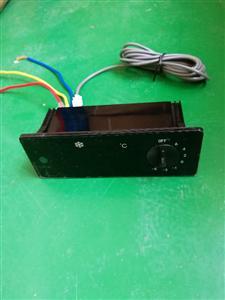 YZL-20旋钮式冰柜温控器:冷藏型
