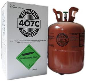 中性R407C制冷剂