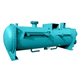 离心机 蒸发器 冷凝器 换热器 压力容器 壳管换热器 换