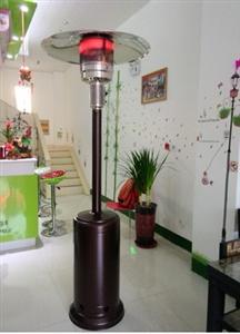 东北千合伞形液化气取暖炉 门市饭店取暖器