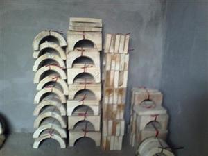 安装空调管道木托