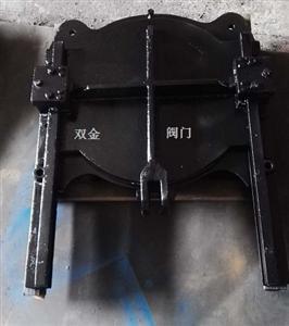 ZMOF靠墙式铸铁镶铜方形闸门价格