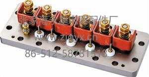 SB―320B―Cu正面压缩机用接线板