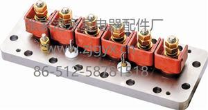 SB―320―Cu正面压缩机用接线板