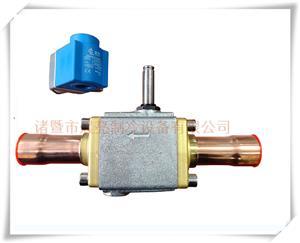 晨亮CVR32铜法兰活塞型电磁阀11/8和13/8