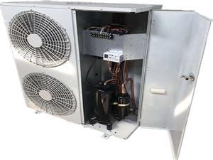 3―10HP 冷冻库 冷藏库 侧出风箱式 冷库一体机