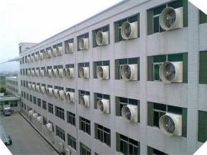 杭州水空调负压风机管道安装厂家上城下城水空调负压风