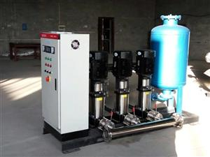 意诚兴业变频优质恒压供水设备质保10年