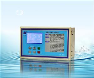 CK―818工业冷水机控制系统