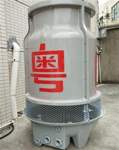 圆形冷却塔厂家介绍10吨圆形冷却塔