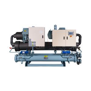 水冷螺杆式冷水机组―5℃,低温风冷螺杆冷水机组